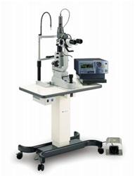 網膜光凝固装置